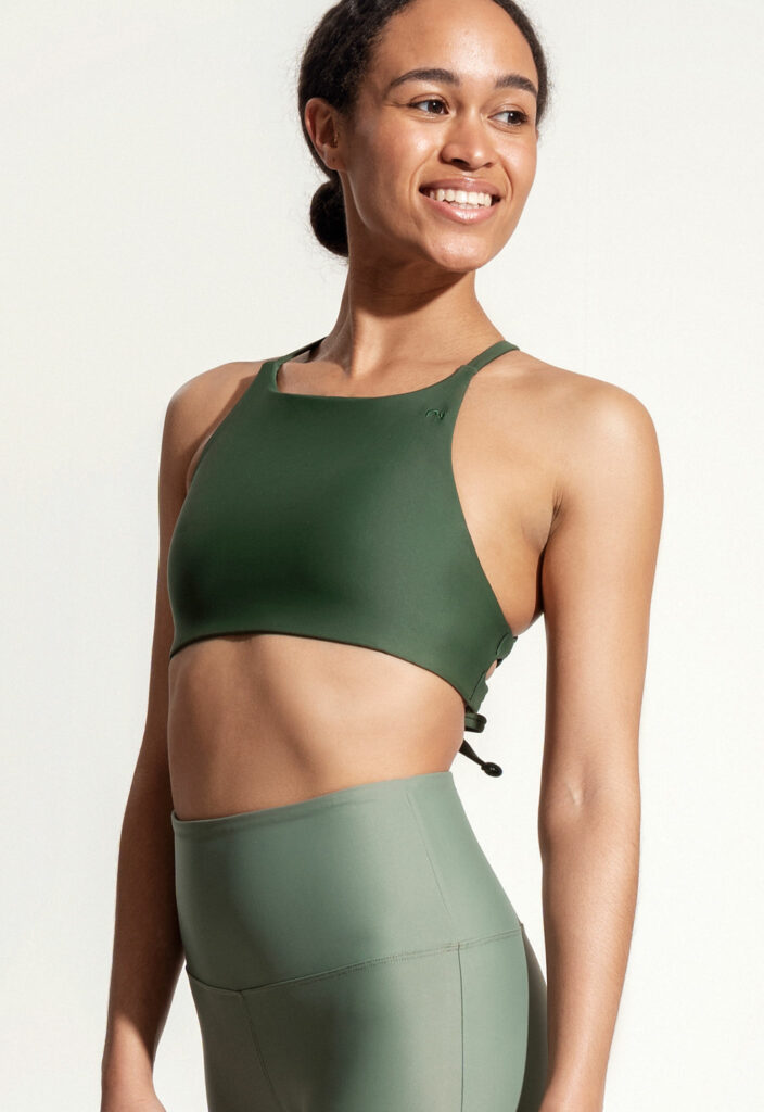 Goby — the retro inspired crop top